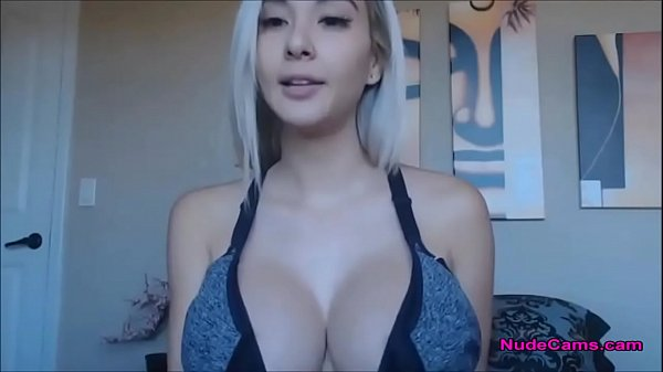 Big boob webcam babe rides dildo – Watch Part2 …
